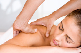 Get a stress-relieving massage today!